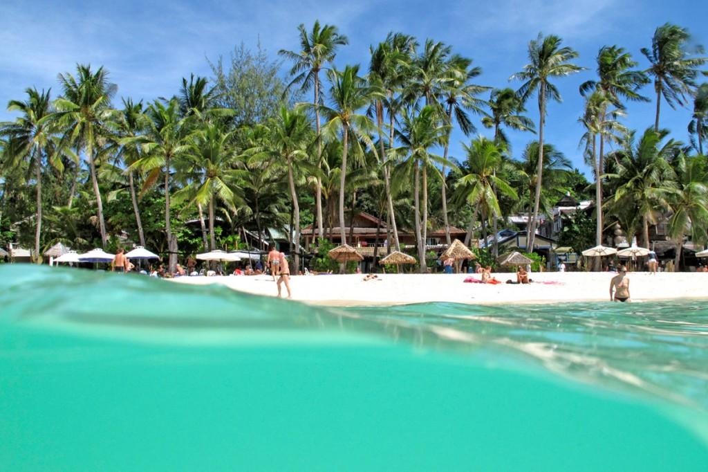 Boracay White Beach (Photo: Göran Ingman)