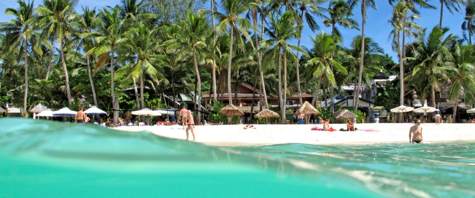 Boracay och White Beach