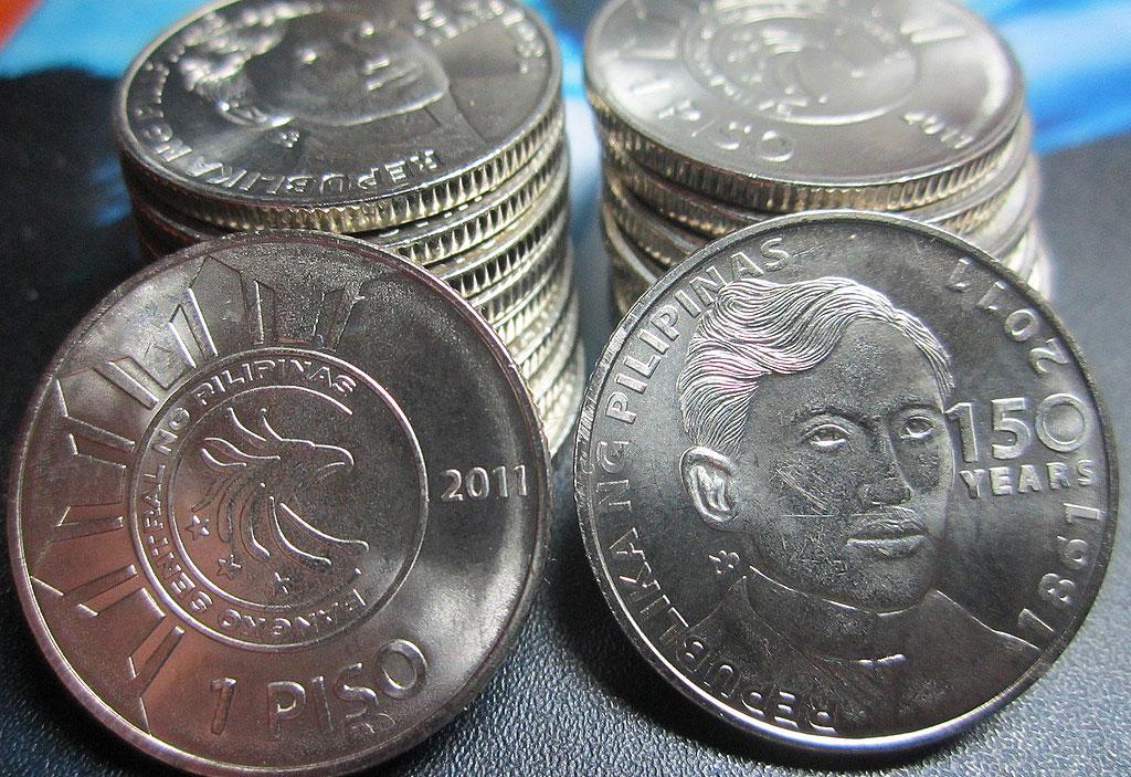 Dejta Filippinska Pesos