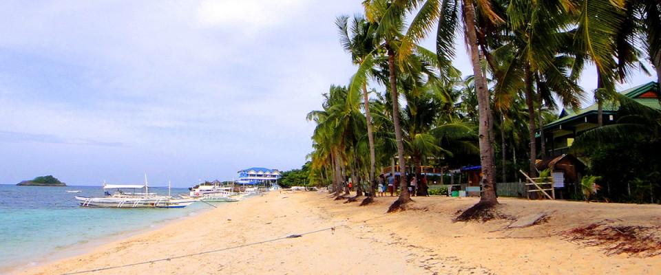 Malapascua – liten och lugn paradisö