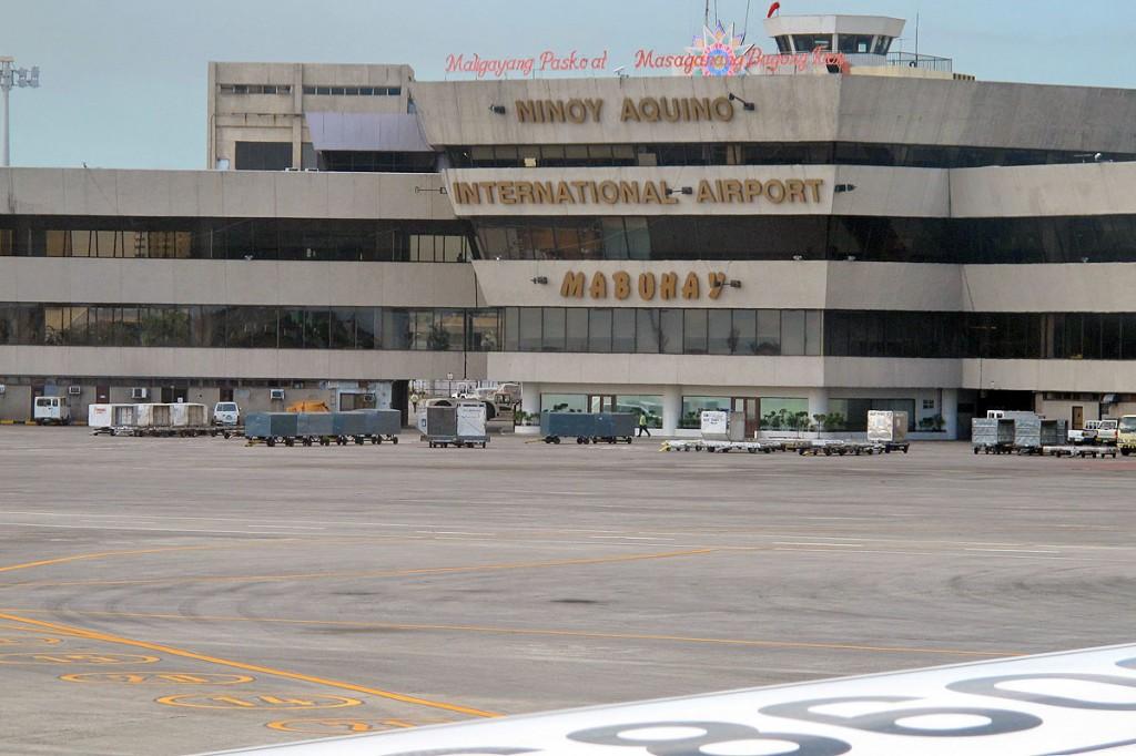 flyg till filippinerna Ninoy Aquino Airport (Photo: Göran Ingman)