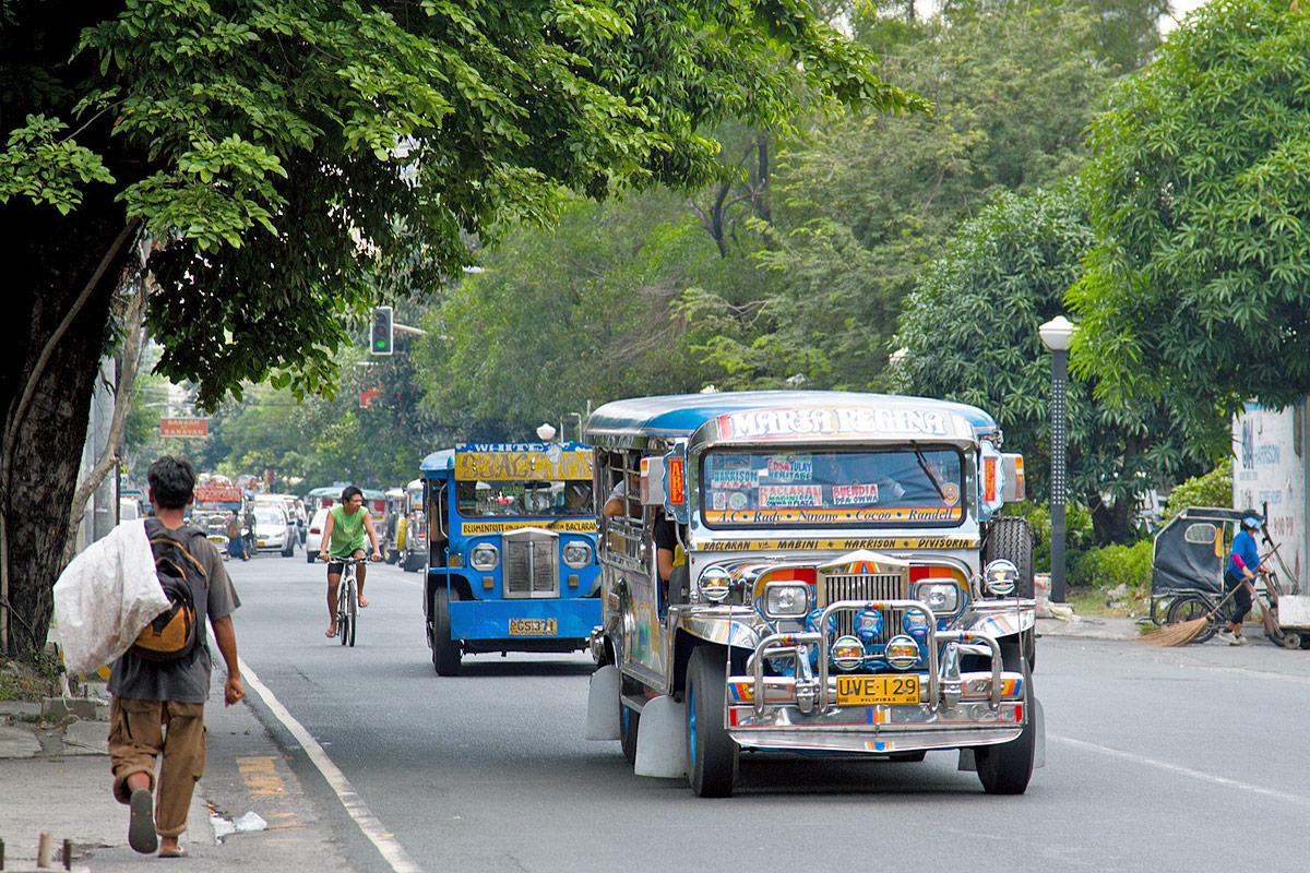 Manila Filippinerna (Foto: Flickr/Stefan Munder)