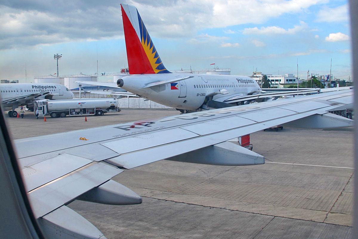Philippine Airlines (Foto: Göran Ingman)