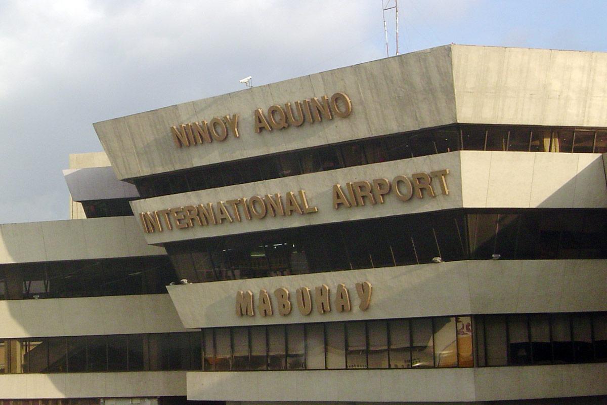 Manila Naia flygplats