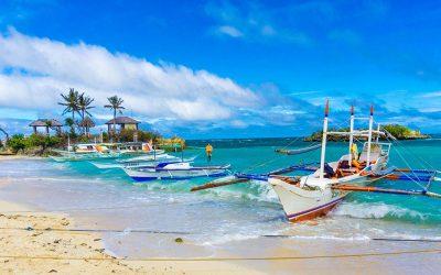 Boracay öppnar för turister igen