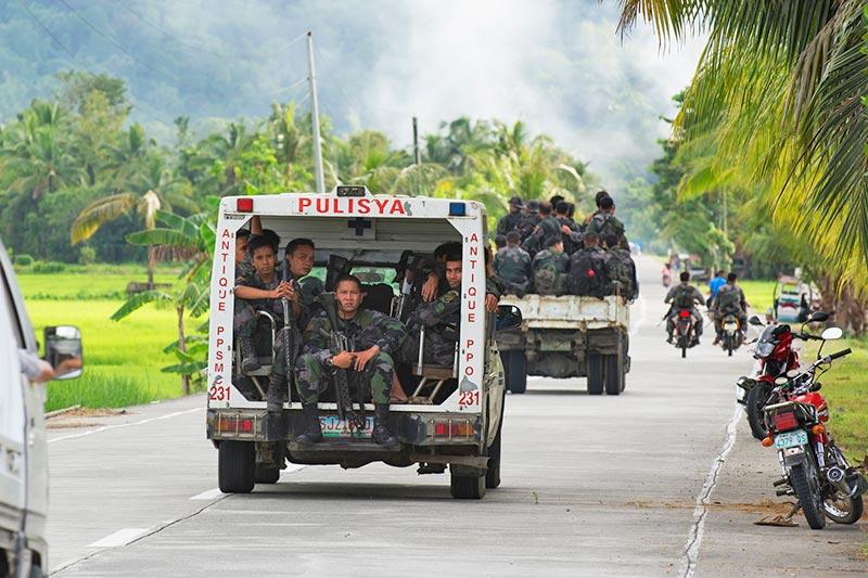 Säkerhet och kriminalitet i Filippinerna